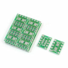 20pcs SOT23 MSOP10 0.95mm 0.5mm to DIP10 PCB Adapter Plate Converter Board