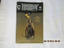 Hellboy in Hell 7 The Hounds of Pluto Part One Comic Book (August, 2015)