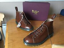 Dr martens les bottes 7 eye tan Boanil cuir uk 6 eu 39 ska angleterre church