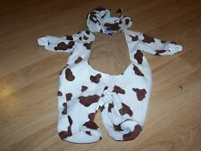 Size 3-6 Months Little by Little Western Paint Horse Pony Halloween Costume EUC