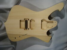 Replacement Unfinished RG Jem Guitar Body - Fireman - Fits Ibanez (tm) RG Necks