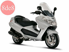 Piaggio XEVO 400 ie (2005) - Manual de taller en CD