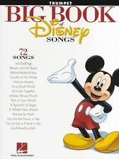 The Big Book Of Disney Songs Trumpet Learn to Play Pop Chart Music Book