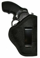 USA Made .38 Special Pistol Holster Charter Arms Conceal Inside Pants Waist