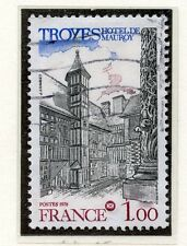 STAMP / TIMBRE FRANCE OBLITERE N° 2011 TROYES PHILATELIE /