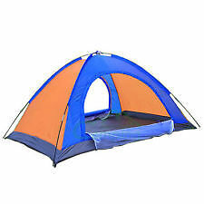 Anti ultraviolet Two 6 Person Outdoor Camping Tent Portable Tent Tant Portable