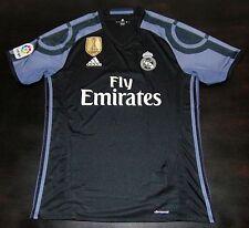 Real Madrid 2016-2017 Sergio Ramos Third Shirt Spain Jersey España Camiseta