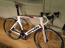 Cervelo S5 58cm. sram 10spd Mechanical Group Set