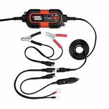 6V and 12V Battery Charger/Maintainer, Black and Decker BM3B, New, Free Shipping