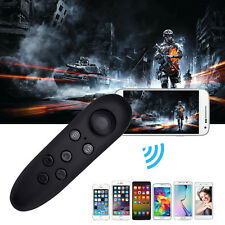 Wireless Bluetooth Gamepad Remote Controller for VR Box Android/iOS Phone Black