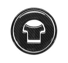 Real Carbon Fiber Fuel Gas Cap Cover Sticker Protector Fits Honda CBR250R 10-13