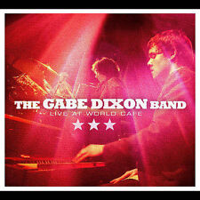 Gabe Dixon Band - Live At World Cafe (Ep) (2005) - Used - Compact Disc