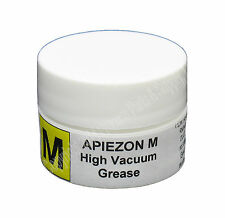 APIEZON M High Vacuum Grease Lab Laboratory Neon HVAC O-Rings Stopcock Glassware