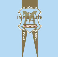 MADONNA - The Immaculate Collection (2LP Blue/Gold Vinyl) 2017 - NEW / SEALED