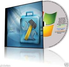 recupero password di Windows7 CD reset password windows 7