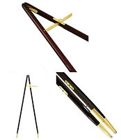 High Quality Handmade Rosewood all Sizes Pace Stick ( Guards Racing Pacestick