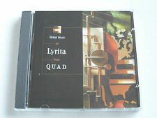 British Music On Lyrita From Quad (CD Album) Used Very Good