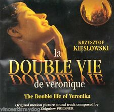 La Double Vie De Veronique by Zbigniew Priesner (soundtrack CD)