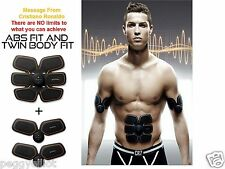 MTG SIXPAD ABS FIT(1 SET) + TWINS BODY FIT(2 SET) COMPLETE SET(from London)