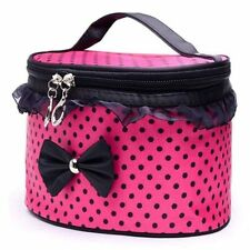 Women Multifunction Travel Cosmetic Bag Makeup Case Pouch Toiletry Organizer D#