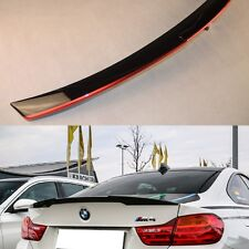COLOR BLACK RED FOR BMW F82 M4 STYLE REAR TRUNK BOOT SPOILER WING COUPE 2D 2016