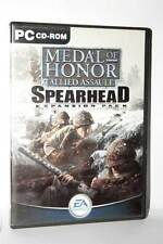 MEDAL OF HONOR ALLIED ASSAULT SPEARHEAD EXSPANS USATO PC CDROM VER ITA GD1 38396