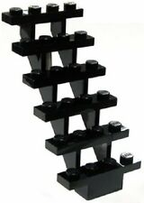 LEGO Black Stairs Harry Potter Lego Movie Train City Trees Flowers NEW!