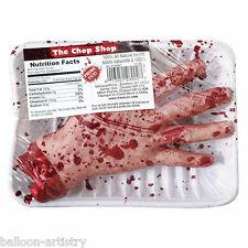 Halloween Horror desarmadero mercado de la carne macabra cortado a mano Prop Decoración