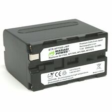 ✪ 8500mAh ✪ for Sony NP-F970, F960, F950, Li-Ion ✪ 3yr warranty✪ 02138950 NPF970