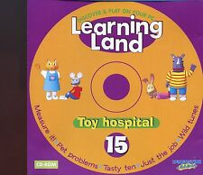 Learning Land PC CD Rom / No.15 - Toy Hospital