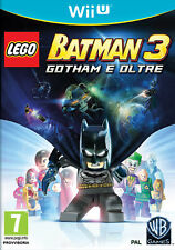 LEGO Batman 3 - Gotham E Oltre Nintendo WII U IT IMPORT WARNER BROS