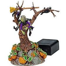 DEPARTMENT 56 WITCH CRASH HALLOWEEN VILLAGE ACCESSORY 53056 MIB