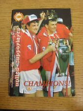 1992/1993 Manchester United: United-Supporters, Magazine For The Manchester Unit