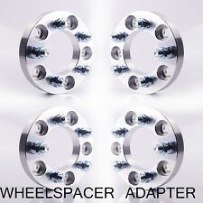 """4 Wheel Spacers Adapters 5x5 to 5x4.5 