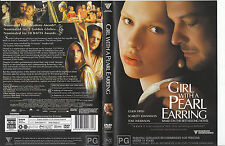 Girl With A Pearl Earring-2004-Colin Firth-Movie-DVD