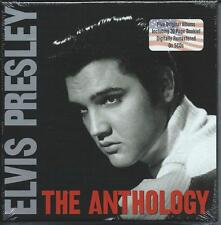 Elvis Presley - The Anthology - 5 Original Albums (5CD 2013) NEW/SEALED