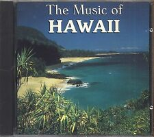 The music of Hawaii - CD NEAR MINT CONDITION