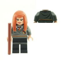 Custom Minifigure Ginny Weasley Harry Potter Superhero Printed on LEGO Parts