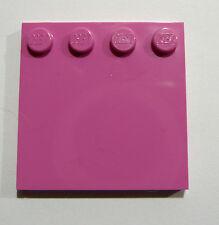 1 x LEGO® Platte 4x4 mit Noppen,Reihe Friends pink neu.3188