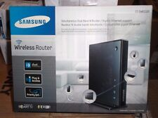 Samsung CY-SWR1100 Wireless  N Dual Router 300 Mbps Link Wifi  1GB Ethernet Supp