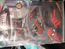 Ultimate Spiderman Twin/Single Size Comforter Sheet Set