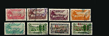 LIBAN - SELECTION of Revenue stamps  incl. 50 P & 25 P LOT (FISCAL - 01- 1 ) -