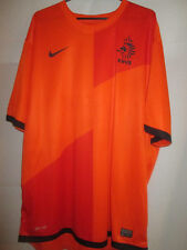 Holland 2012-2013 Home Football Shirt Size xxl /19790