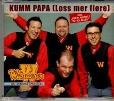 (AX468) De Wanderer, Kumm Papa (Loss Mer Fiere) - CD