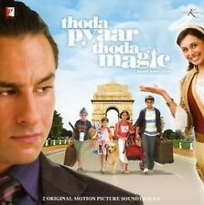 THODA PYAAR THODA MAGIC - BOLLYWOOD - NEW SOUNDTRACK -FREE UK POST