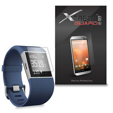 6-Pack Clear HD XtremeGuard HI-DEF Screen Protector Skin Cover For FitBit Surge