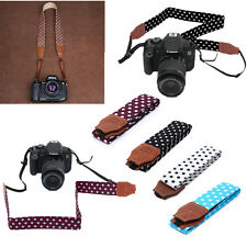 Fashion Rapid Sling Belt Neck Strap For Digital Camera SLR DSLR Canon Nikon Sony