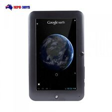 "LASER eTouch 7"" Touch Screen Tablet 4GB Black Wifi Camera : MID-740"