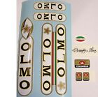 Olmo decal set for Campagnolo vintage bike resto 2