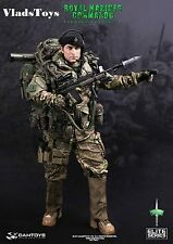 DAMToys 1/6 ELITE SERIES British Royal Marines Commando (78023#) USA Dealer